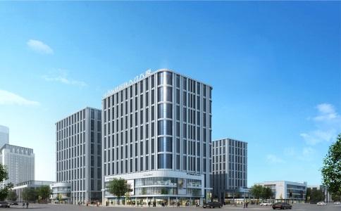 杭州智谷国际人才大厦办公室租赁写字楼出租