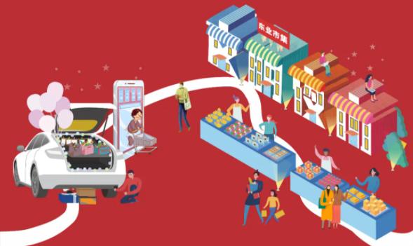 年末重磅|HELLO 2021,东业迎新团购市集双线招募——年货抢先团,一起趣赶集!