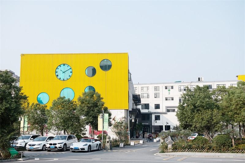 杭州浜河部落创意产业园办公室租赁写字楼出租